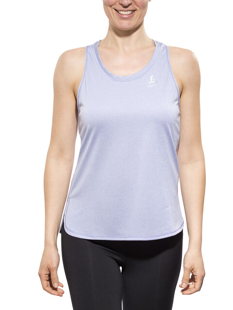 Odlo TEBE Tank Women purple impression melange